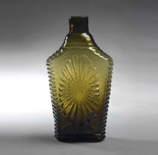 Sunburst Flask