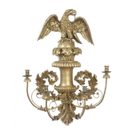 Eagle Wall Sconce
