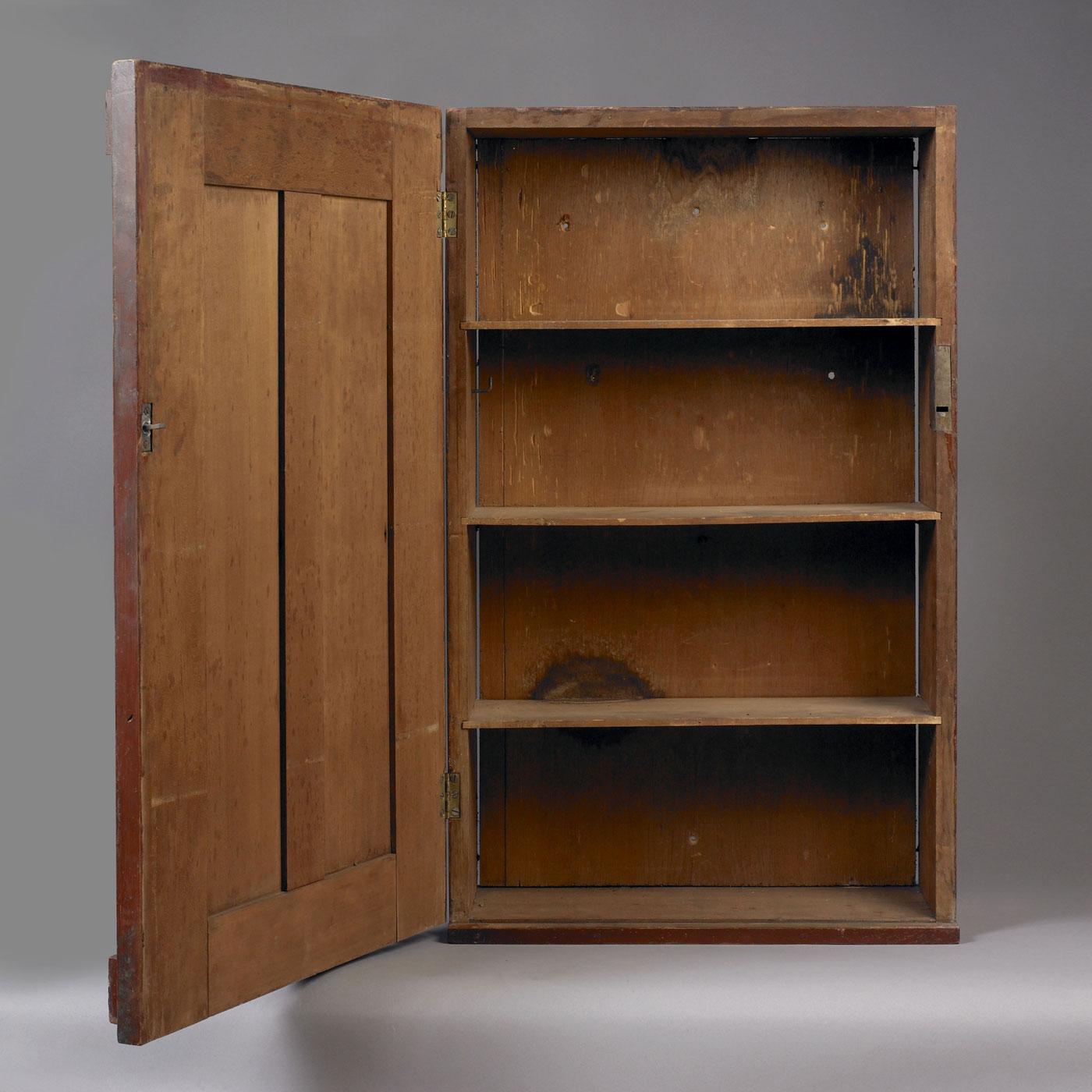 Hanging Cupboard - Hanging Cupboard • Jeffrey Tillou Antiques