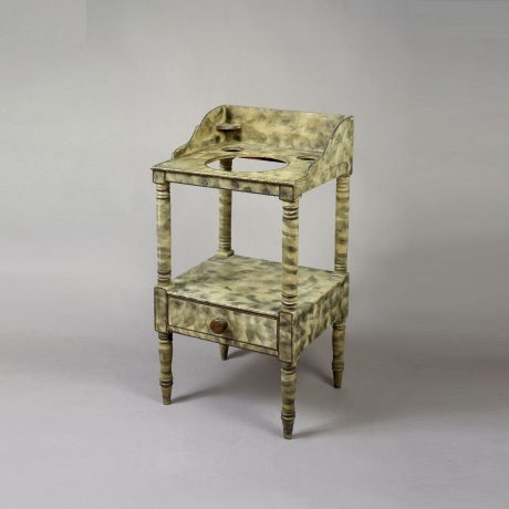 Sheraton Painted Wash Stand