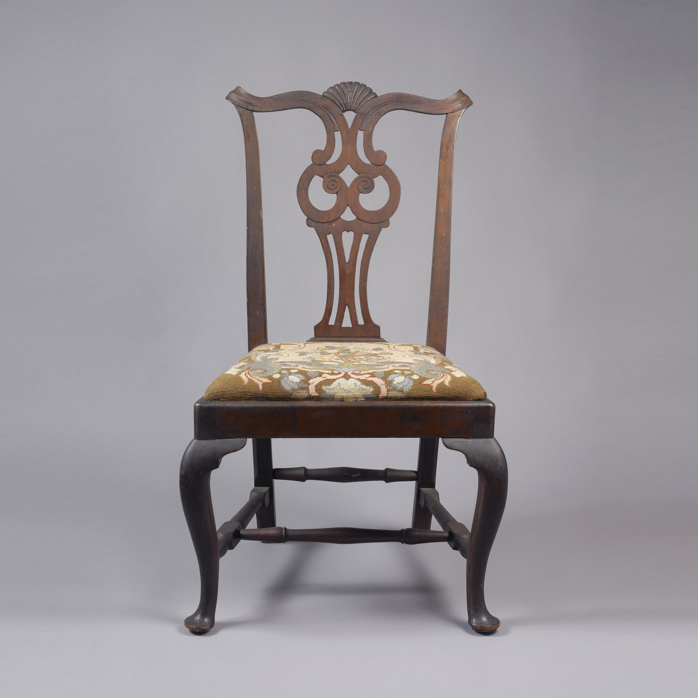 Transitional Chippendale Chair - Transitional Chippendale Chair • Jeffrey Tillou Antiques