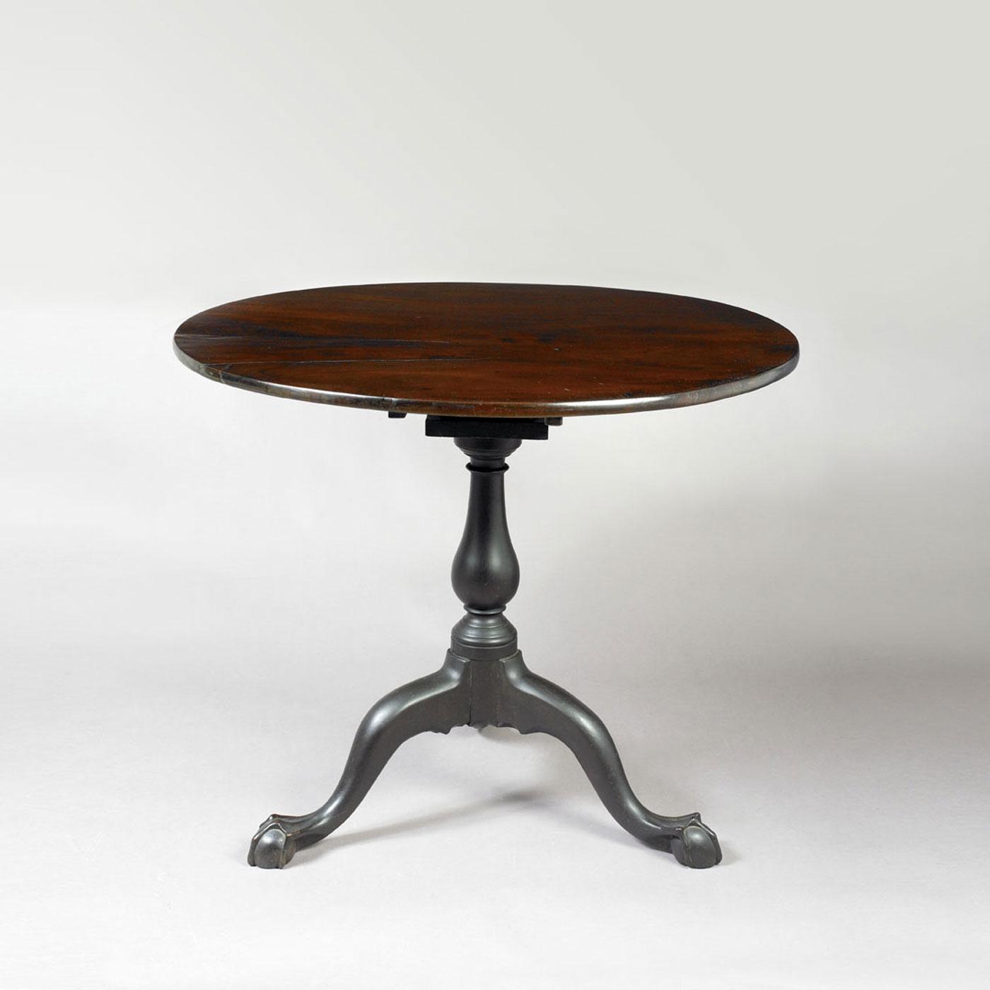 Chippendale Tea Table Jeffrey Tillou Antiques