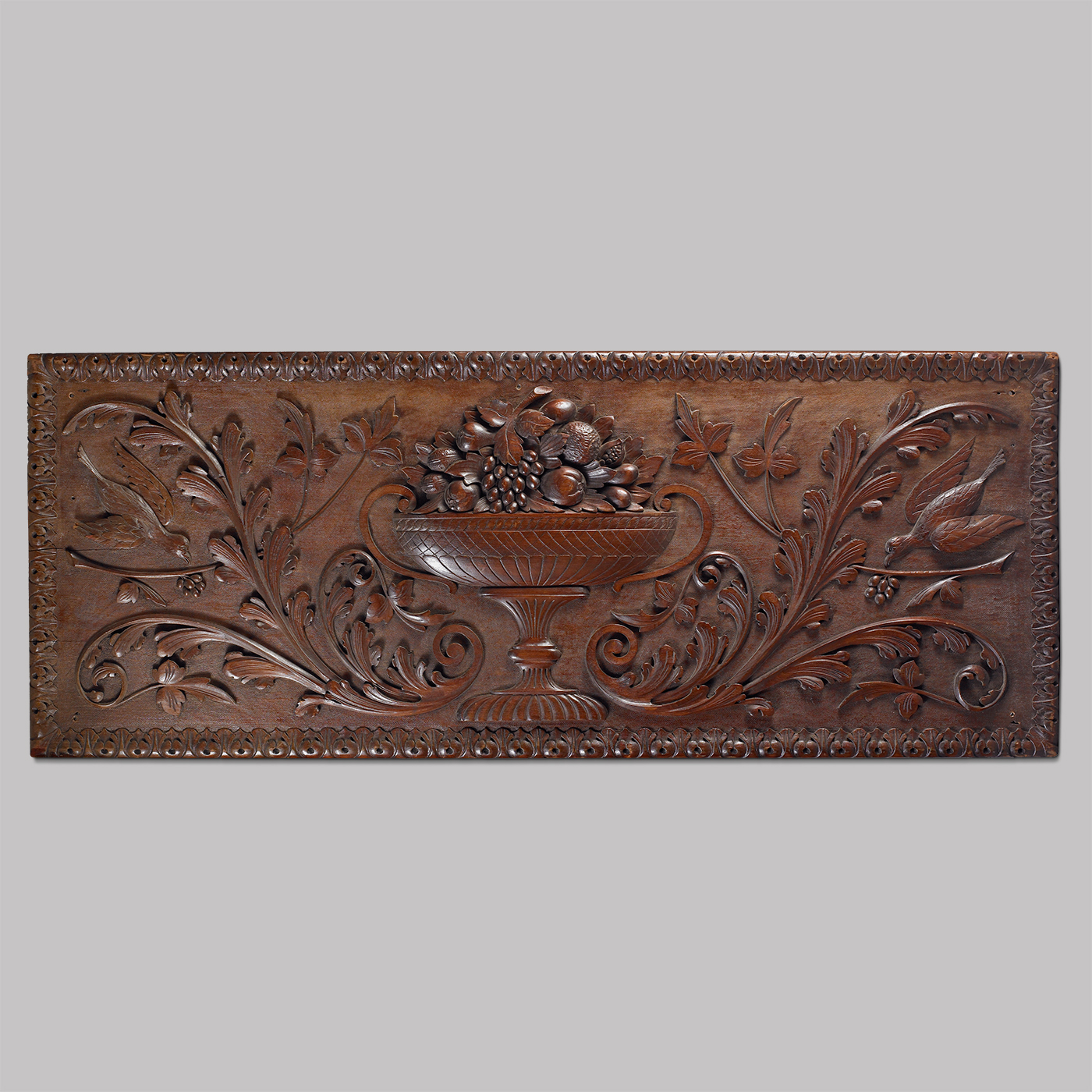 Carved panel jeffrey tillou antiques