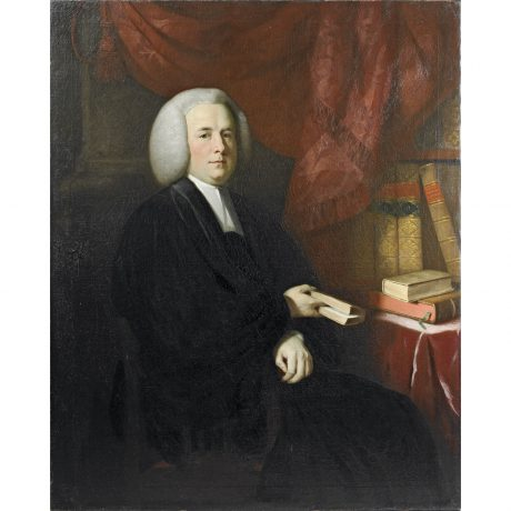 Portrait of a Barrister