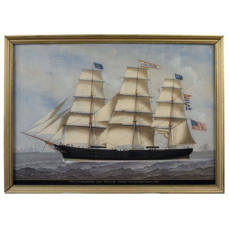Carolus Ludovicus Weyts (1828-1875) or Ignatius Jan Weyts (1840-1880)