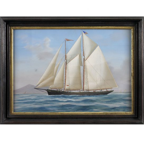 The Ship, Amy B. Silver