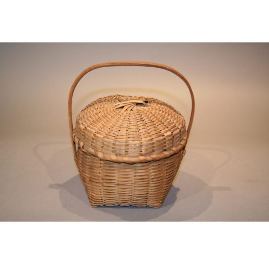 Splint Woven Basket