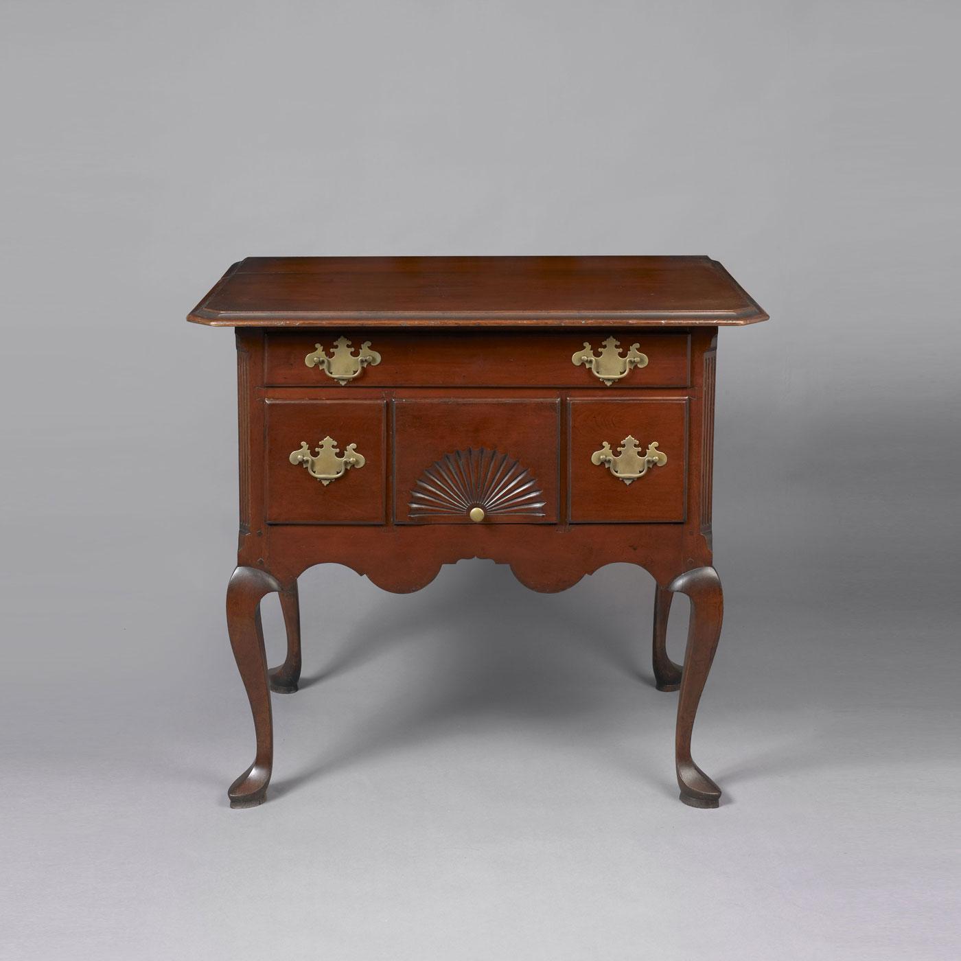 Queen Anne Desk Antique Antique Furniture