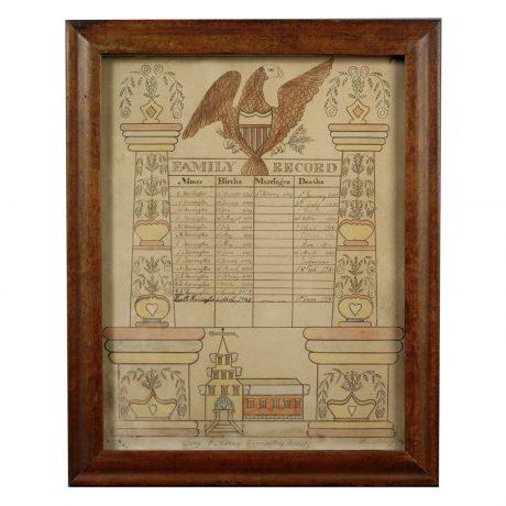 Harrington Family Record