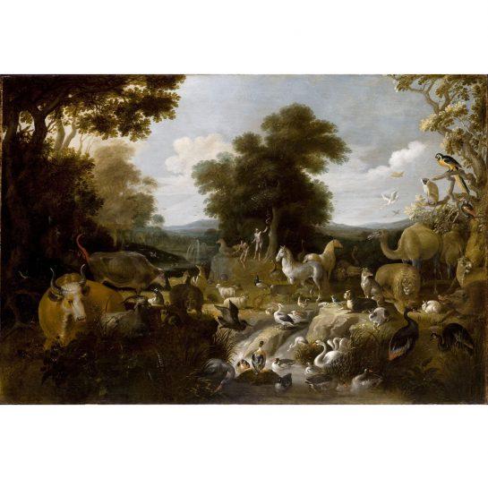 Gillis Claesz. De Hondecoeter (Mechelen? c. 1575 – 1638 Amsterdam)