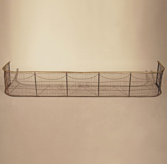 Rare Large-Size Wire Work Fender