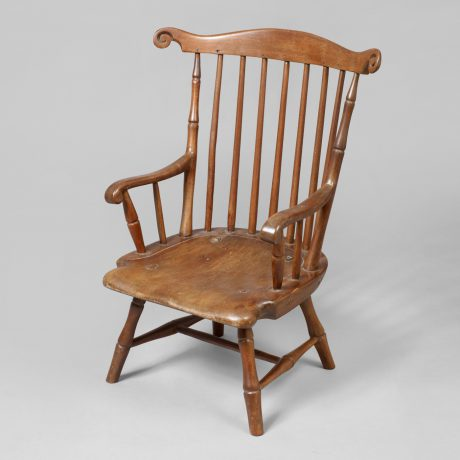 Child's Size Comb-back Windsor Armchair