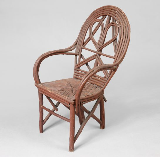 Child's Size Bentwood Armchair
