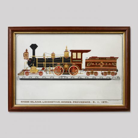"""Locomotive """"Lexington"""""""