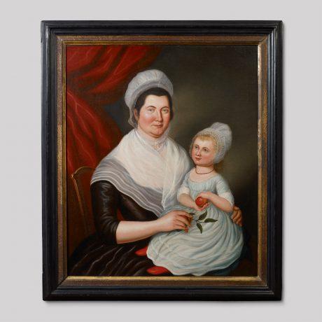Charles Peale Polk (1767-1822) American; Maryland, New York, Pennsylvania