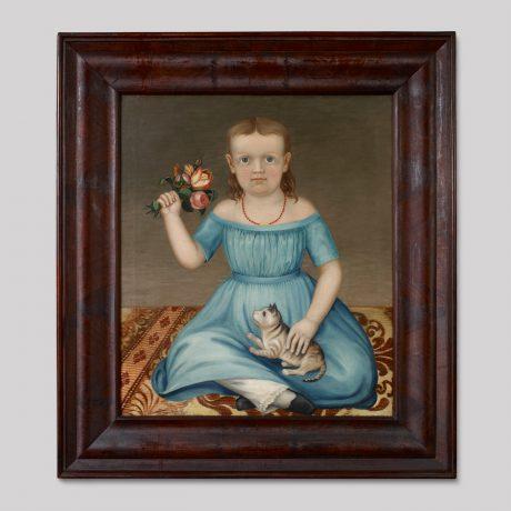 Artist Unidentified American, probably New York, ca. 1830-1845