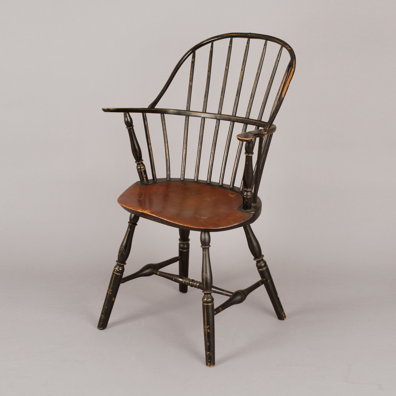 Great Windsor Sack Back Chair