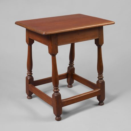 Rare Queen Anne Tavern Table