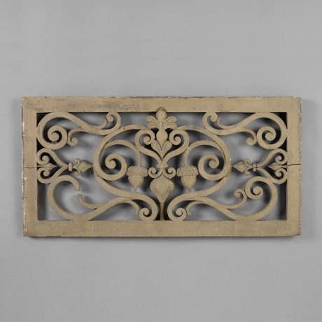 Carved Architectural Element