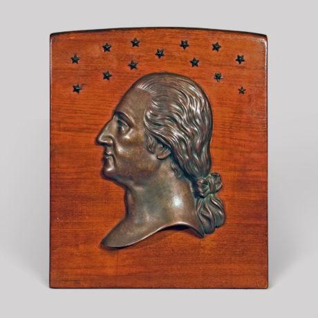 Profile Portrait, George Washington