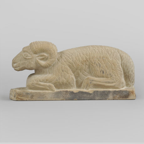 Recumbent Ram