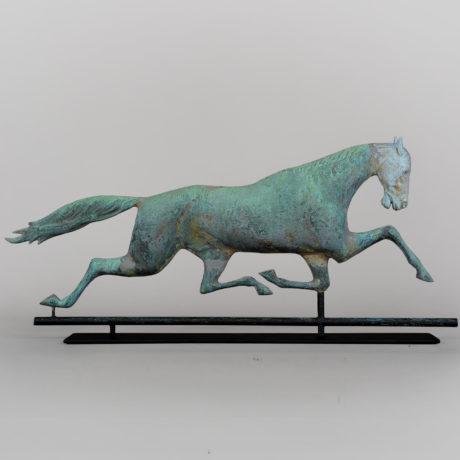 Dexter Running Horse Weathervane