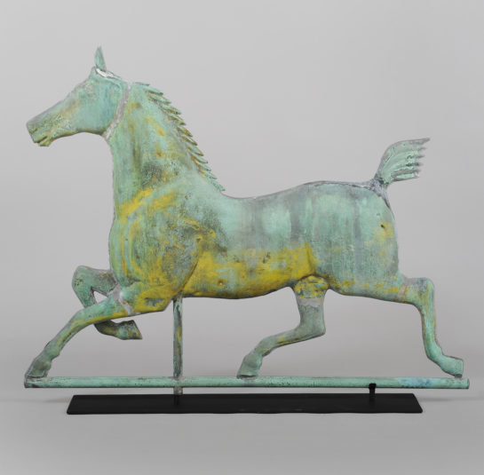 """Hackney"" Horse Weathervane"